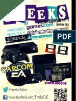"""Especial Agosto """"Gamescom 2013"""""""
