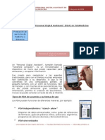 PDA (Personal Digital Assistant)2