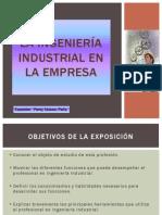 La ingeniería industrial en la empresa