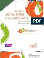 GUIA Pacientes y Familiares Con Sindrome Mielodisplasico