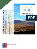 Proyecto Desarrollo Local San Marcos Combarbalá 2011