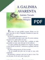 02.26 - A Galinha Avarenta