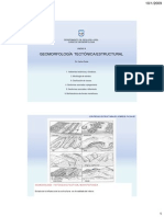 Geomorfologia Estructural