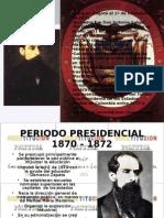 Presidentes de Colombia 1970, 1980