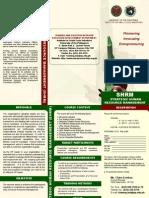 Strategic Human Resource Management Brochure