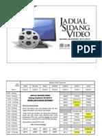 Jadual Sidang Video SA 2013-2014 120813 v2 0 (Final)