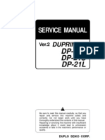 dp21l,21s & 23s maintenance ver2