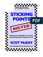Sticking Points SOLVED