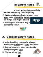 Lab Safety