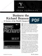 Marketing Branding - Business the Richard Branson Way