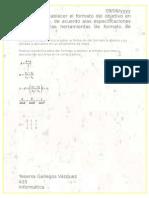 El objetivo es que conozca sobre la forma de dar formato a objetos y su utilidad a aplicarlos en un documento de Word