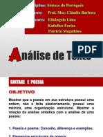 Análise de Texto_Azeredo