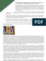 Futuro Diretor Da OMC Nomeia Diretores