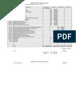 Kas Keuangan Anak Yatim Dan Dhuafa Bulan Juli 2013