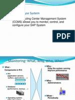 13 Monitor Analyse System