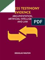 Witness.testimony.evidence.argumentation.and.the.law.Nov.2007