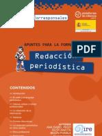 RedaccionPeriodistica_AnaRuth