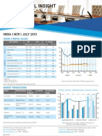 NCR office rental insight July_2013