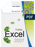 Mini Manual de Excel 20.. !Complementalo!