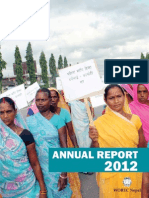 Annual Report 2012 WOREC Nepal