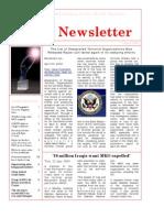 Nejat Newsletter - ISSUE 22