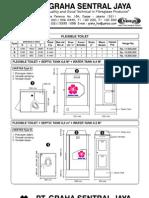 daftar harga toilet portabel fiberglass
