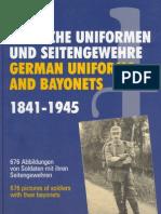 Klaus Luebbe - Deutsche Uniformen Und Seitengewehre 1841-1945