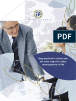 Senior Managment KPIs