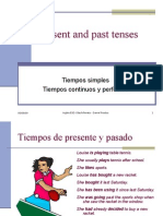 Present and Past Tenses