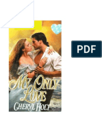 My Only Love by Cheryl Holt