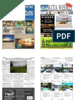"Kuta Weekly-Edition 350 ""Bali's Premier Weekly Newspaper"""