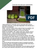 LIMÃO CONGELADO 10