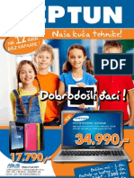Neptun back to school akcija