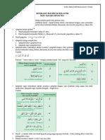 Ringkasan Materi PAI Kelas 8 Bab I Qalqalah Dan Ra'