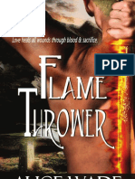 Alice Wade - Flame Thrower