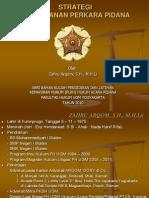 Strategi Pidana