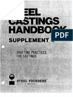 Steel Casting drawing