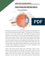 Tugas Anatomi Dan Fisiologi Retina Mata