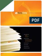 Sync Corp Profile