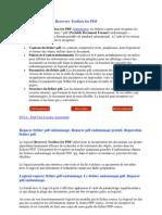 Description Du Logiciel Recovery Toolbox for PDF