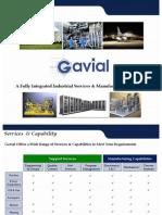 Gavial Overview Website 2010