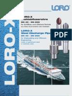Loro-x Offshore Catalogue