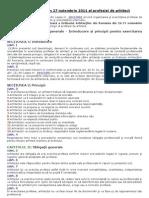 Codul Deontologic Al Profesiei de Arhitect 2012