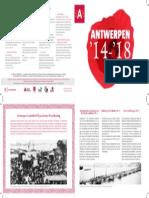 Antwerpen 14-18 flyer