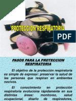 E P P Proteccion Respiratoria