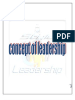 Leadership Style Report