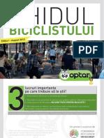 Ghidul Biciclistului August 2013