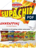 Supa Chips Artwork