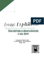Dons Espirituais Ilustrado e Bom