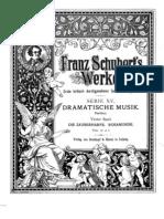 Schubert Zauberharfe